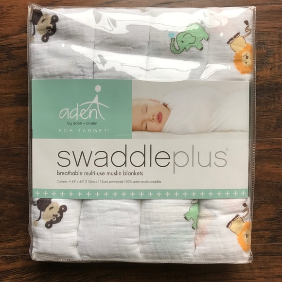 Swaddle Blankets Target Custom Aden Anais Accessories Aden Anais Swaddle Plus For Target Poshmark